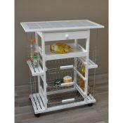 Django Kitchen Trolley Tile - RRP £109.99