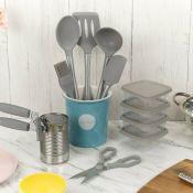 12 Piece Pridmore Assorted Kitchen Utensil Set - RRP £25.99