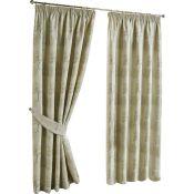 Margarito Pencil Pleat Room Darkening Curtains - RRP £86.99
