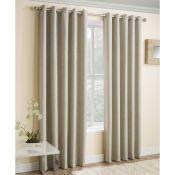Falkner Eyelet Room Darkening Thermal Curtains - RRP £37.05