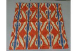 Ikat Pillow Cushion Cover