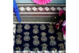 Wayfair Stallings Pineapples Door Mat - RRP £33.99