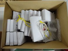 BOX OF NEW COMPASSES