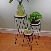 Falk 3 Piece Nesting Plant Stand Set - RRP £73.99