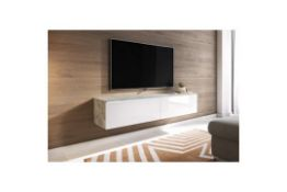 """Yoselin TV Stand for TVs up to 60"""" - RRP £125.99"""