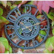 Curley 30cm Wall Clock - RRP £19.99