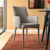 x4 Celle Upholstered Dining Chair - RRP £119.99 Per Chair