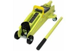 New Montoya 2 Ton Hydraulic Trolley Jack
