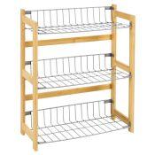 Clontz Shelving Rack - RRP £26.99
