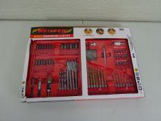 Brand New Neilson 83pc Combined Drill & Bit Set