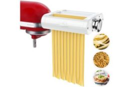 ANTREE Pasta Roller & Cutter Attachment 3-in-1 Set - RRP £84.99