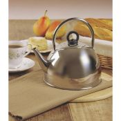 Classic 1.6L Stainless Steel Whistling Stovetop Kettle - RRP £17.99