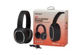 Brand New Intempo WDS136 Wireless Bluetooth Headphones