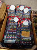 BOX OF 80 BOTTLE BAGS