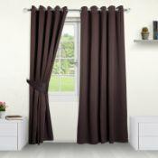 Eyelet Blackout Thermal Curtains - RRP £29.95