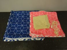 Mixtue of Cushion Covers & Curtain Tie Backs