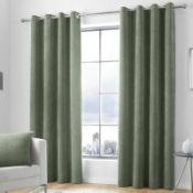 Anthea Eyelet Room Darkening Curtains - RRP £68.00