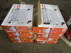 X8 CONVECTOR HEATERS