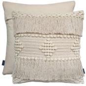 Adjanohoun Goa Cushion with Filling - RRP £25.99