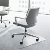 Office Carpet Protector Chair Mat - RRP £20.99