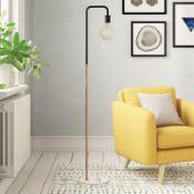 Catlett 153cm Traditional Floor Lamp - RRP £49.99