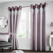 Geise Eyelet Room Darkening Curtains - RRP £39.99