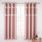 Sequin Cluster Eyelet Curtains(Set of 2) - RRP £74.99