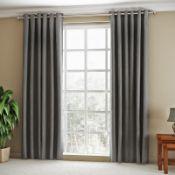 Bonanno Summy Eyelet Room Darkening Curtains - RRP £65.00