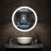 Nisse Fog Free Bathroom Mirror - RRP £144.99