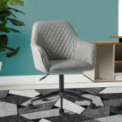 Parchure Upholstered Desk Chair - RRP £149.99