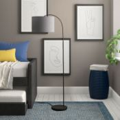 Lucille 150cm Arched Floor Lamp - RRP £63.99