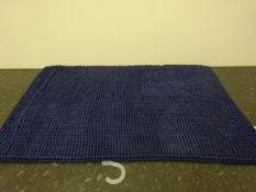 Chenille Rrectangle Bath Mat