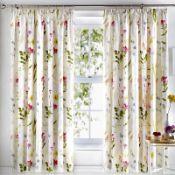 Delvale Pencil Pleat Semi Sheer Curtains - RRP £58.99