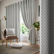 Judith Cotsworld Eyelet Room Darkening Curtains - RRP £42.99