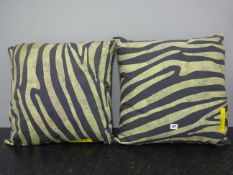 x2 Higginson Cushion with Filling - RRP £38.99 Per Cushion