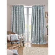 Dallin Pencil Pleat Room Darkening Curtains - RRP £141.99