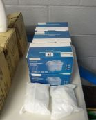 X6 BOXES OF WATER JUG FILTERS