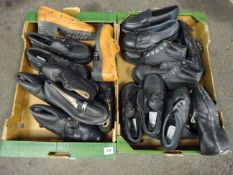 X2 BOXES OF WORKSHOES & WORK BOOTS (VARIETY OF DESIGNS & SIZES)