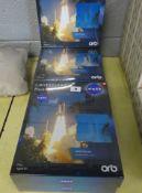 X6 NEW NASA PUZZLES