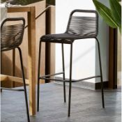 Goffe Bar Stool(Set of 4) - RRP £375.96