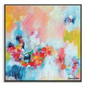 Amira Rahim - Painting on Canvas - RRP £270.61