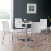Ashwood Dining Chairs x 4 - RRP £187.50