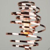 23cm Metal Novelty Pendant Shade - RRP £22.99