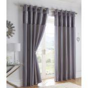 Boulevard Eyelet Room Darkening Curtains - RRP £35.99