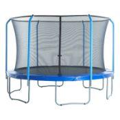 305cm Round Trampoline Net (using 6 Poles) - RRP £107.99