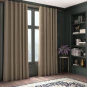 Shifflett Eyelet Blackout Thermal Curtains - RRP £48.99