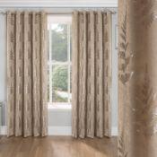 Langan Eyelet Room Darkening Thermal Curtains - RRP £48.00