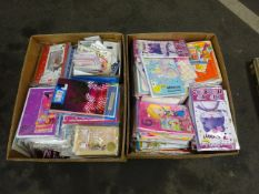 X2 BOX OF NEW CARDS VARIOUS DESIGNS