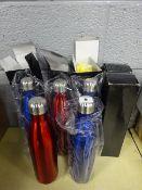 X5 METAL WATER BOTTLES