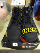 SIZE 11 BLACK WORK BOOTS